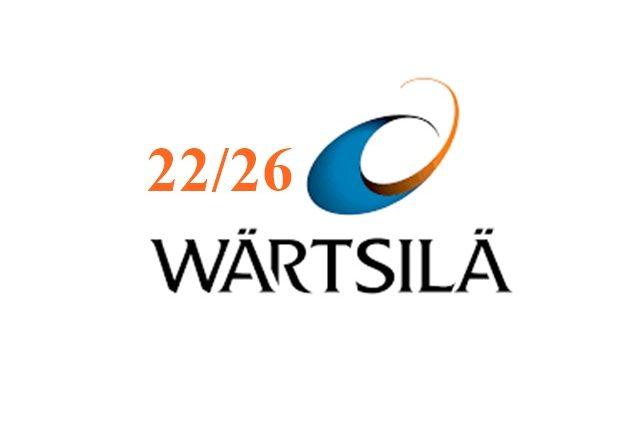 Wartsila 22/ 26
