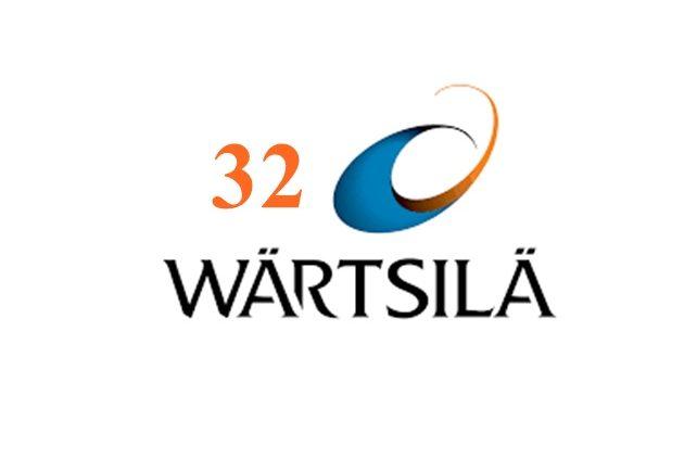 wartsila 32