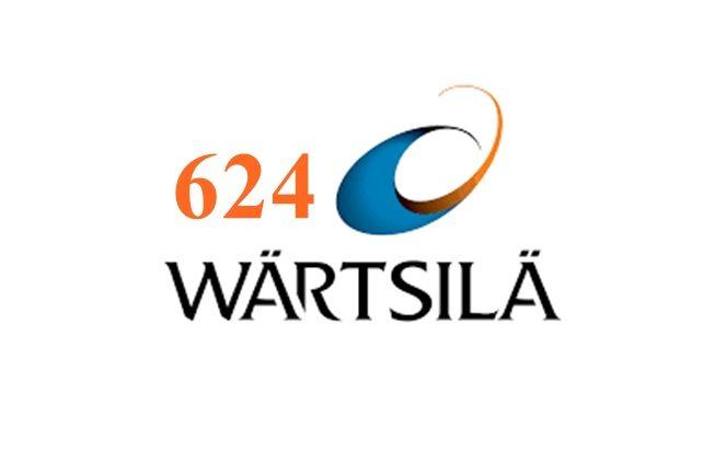 wartsila 624