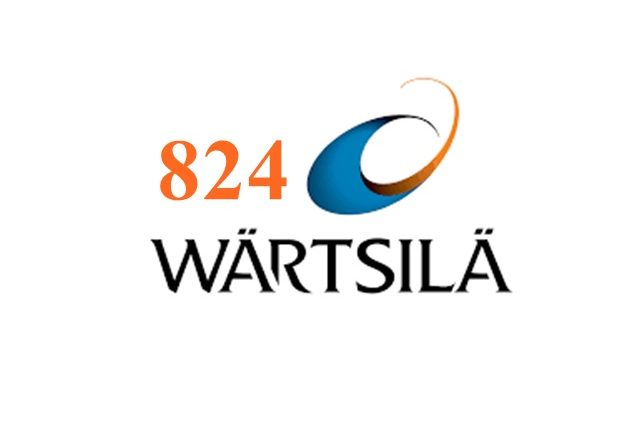 wartsila 824