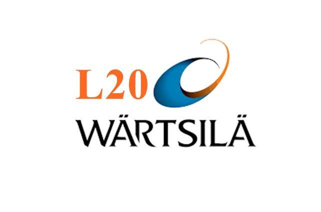 wartsila L20